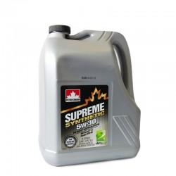 Масло Petro-Canada SUPREME 5W30 SJ/CF (4л) синт.